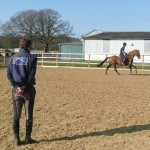 Flatwork teaching